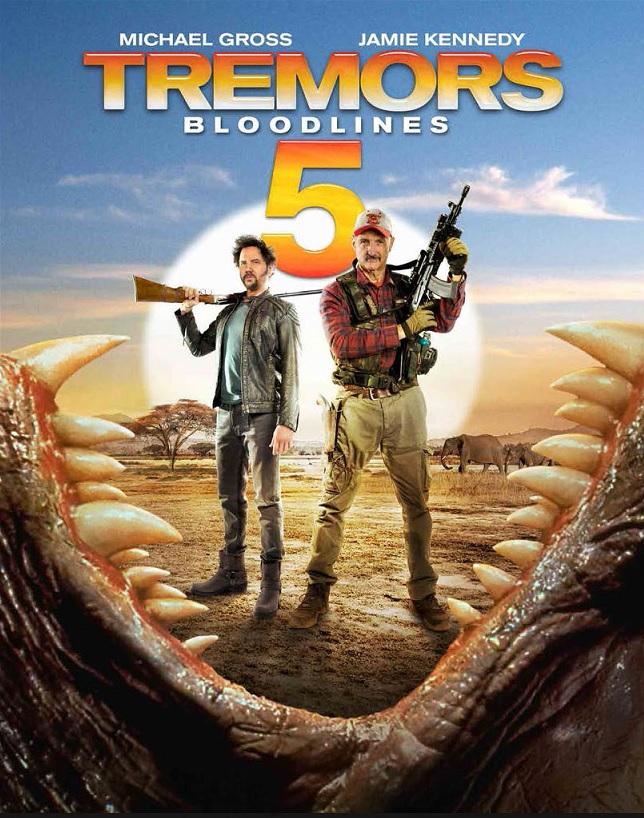 Tremors 5 Bloodlines (2015) ทูตนรกล้านปี ภาค 5 [HD]