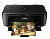 The MG3260 is also one of the first groups of Canon photo printers to use a new method to load ink cartridges