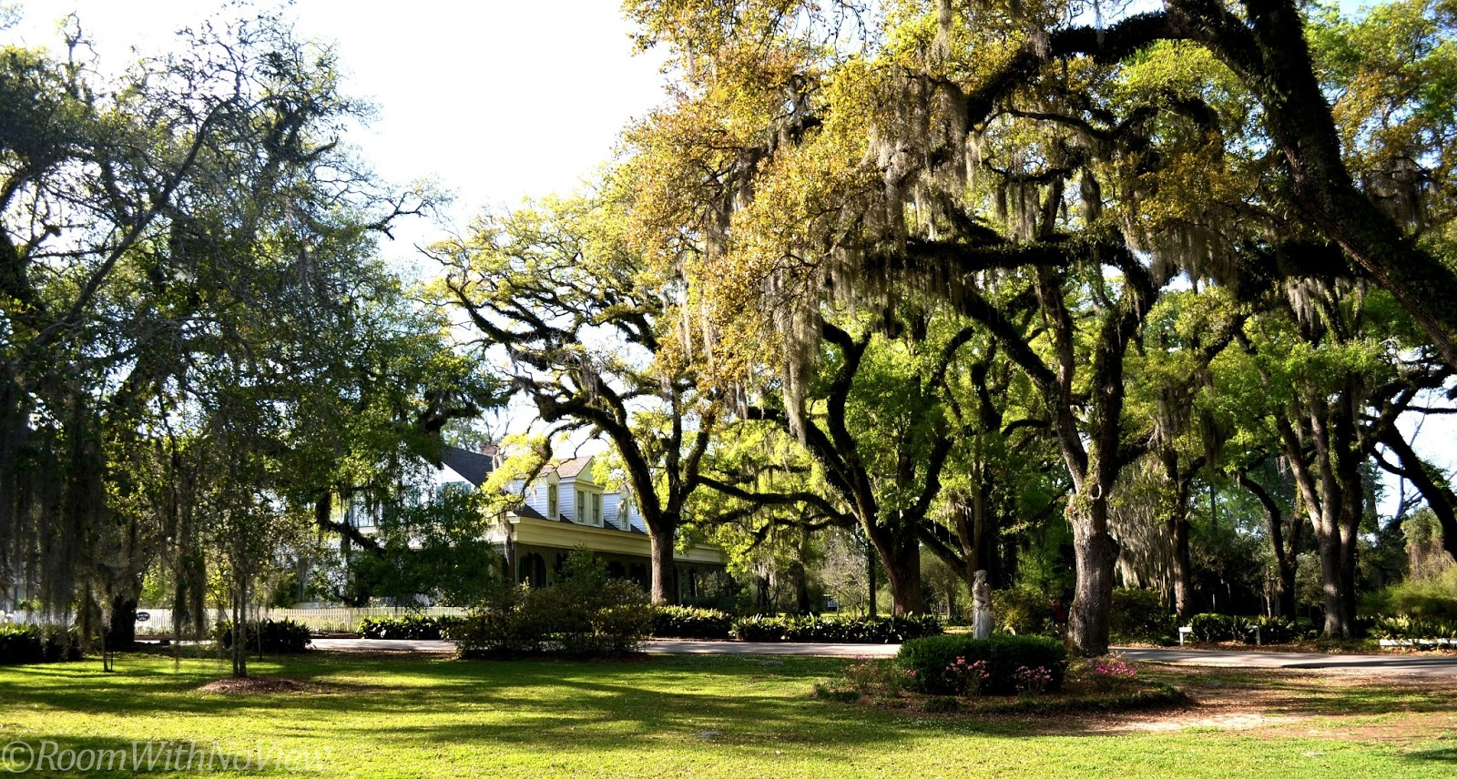 Room With No View: A View of The Myrtles Plantation