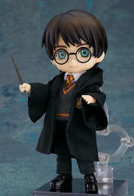 Figuras: Adorables Nendoroids Doll de Harry Potter