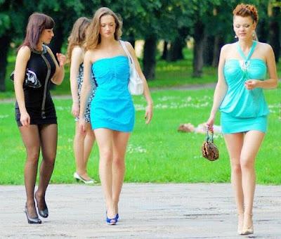 hot girls street