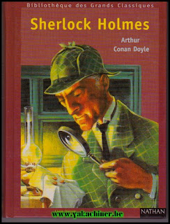Sherlock Holmes, Six enquêtes