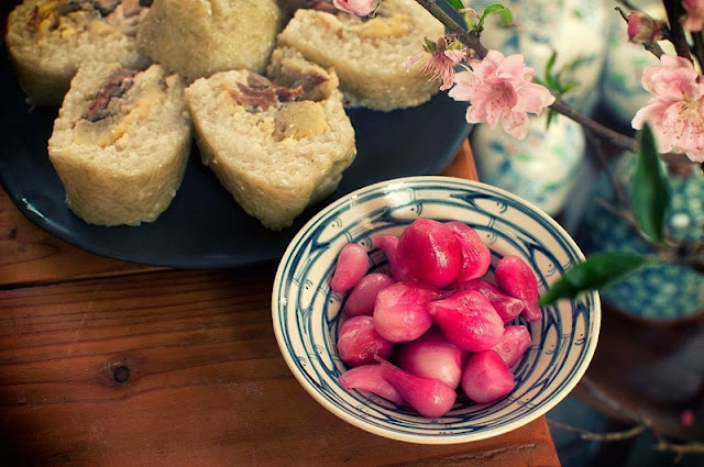 Pickled Onions (Hanh Muoi) - dish special in Tet day 1