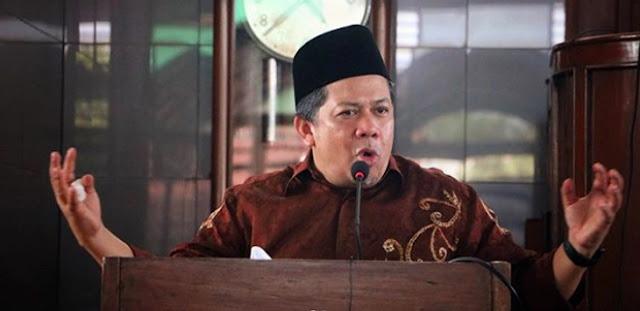 Fahri Hamzah: Kompor Paling Besar Itu Pak Jokowi, Saya Paling Bawah