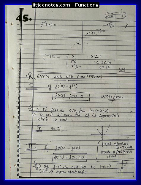 functions notes cbse5
