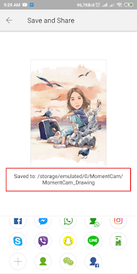 Cara Mengubah Foto Menjadi Kartun di Android