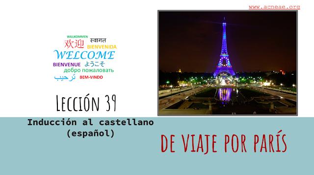 39 CLASE COMPLETA DE ESPAÑOL: SPANISH