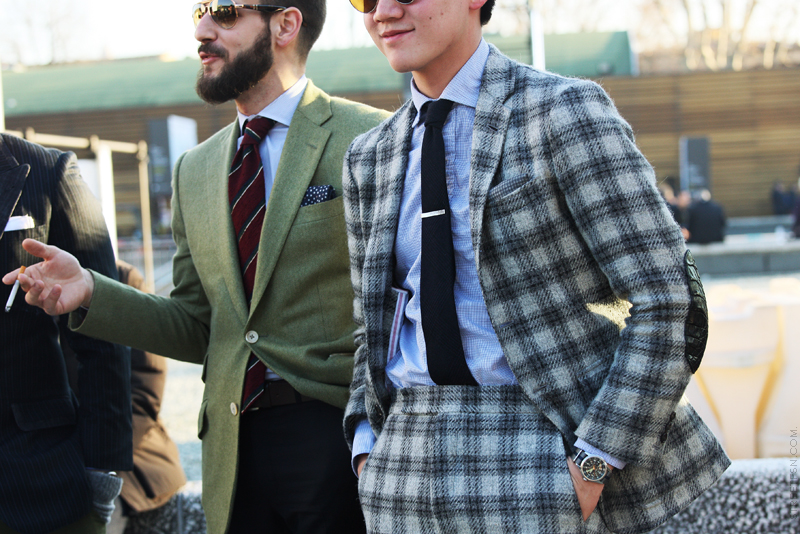 Pitti Uomo by Nam of STREETFSN