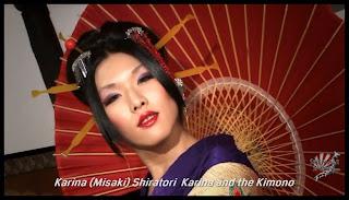 Karina and the Kimono