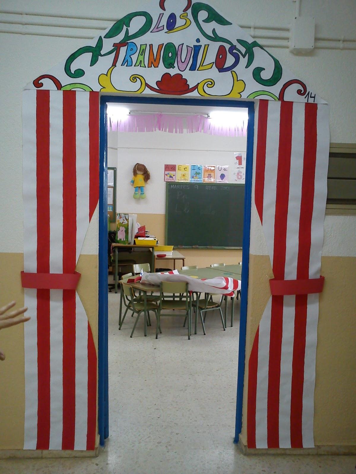 INFANTIL 4 AOS La Feria de Abril