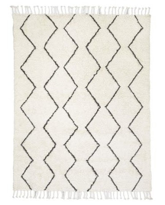 Living Livelier Look For Less Beni Ourain Rug