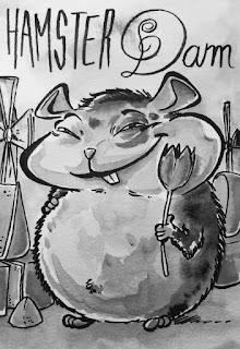 Le Hamster Dam ©Guillaume Néel