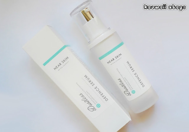 missha dustless serum defense
