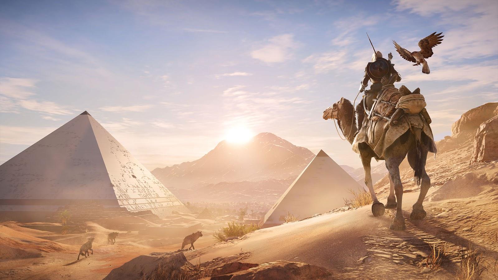 Assassin's Creed Origins terá brigas entre facções parecidas com GTA