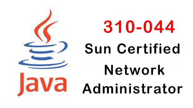 310-044 Sun Certified Network Administrator Solaris 9 Exam