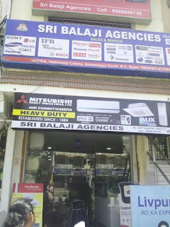 SRI BALAJI AGENCIES  Annamayya circle Tirupati