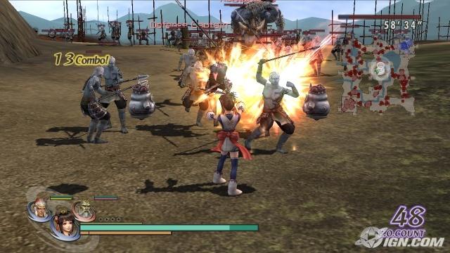 Warrior Orochi PC Download Gameplay