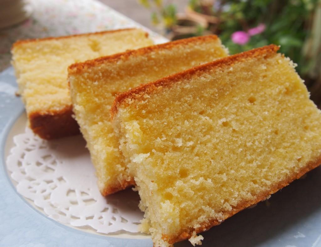 Butter cake moist