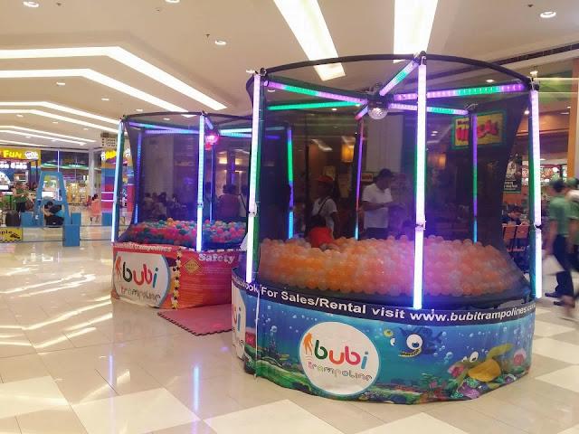 Bubi Trampoline