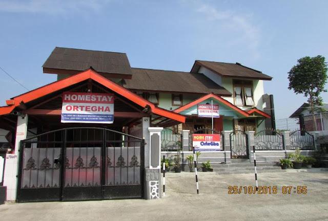 Homestay Ortegha - Blog Mas Hendra