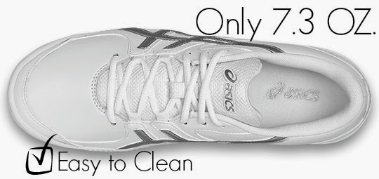 d90f3cc26fc Just because they re an indoor outdoor shoe doesn t mean they ve added  extra weight to it. It weighs in at only 7.6 ounces which is just too  awesome for ...