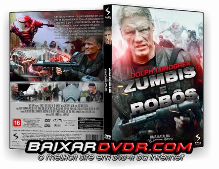 ZUMBIS E ROBÔS (2015) DUAL AUDIO DVD-R OFICIAL