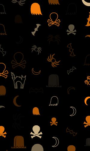 Dark Fall Iphone Wallpaper Scary Halloween Backgrounds For Android