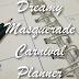 Dreamy Masquerade Carnival Planner