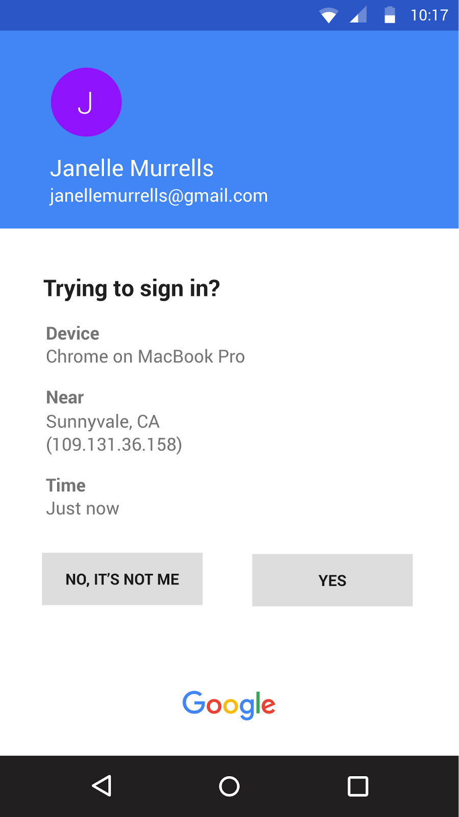 Starting Next Week, 2sv Sms Users Will See An Invitation To Try Google  Prompts When They Sign In The Invitation Will Give Users A Way To Preview  The New