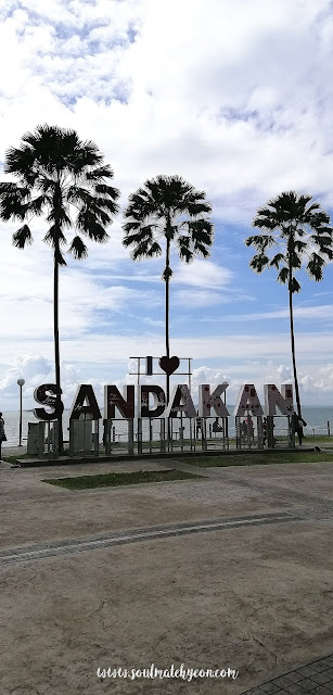 Hyeon's Travel Journal; Sandakan Town Centre