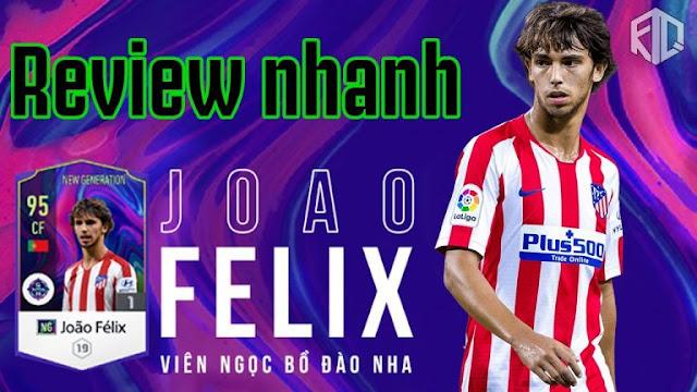 Review João Felix NG | Viên ngọc Bồ Đào Nha