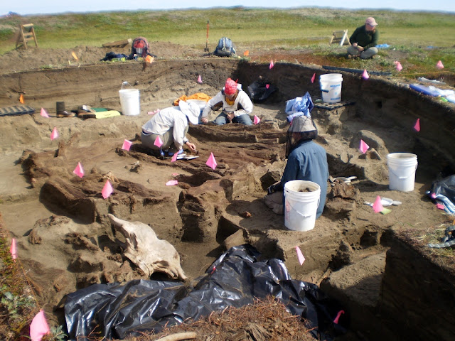 Old World metals traded on Alaska coast hundreds of years before contact with Europeans
