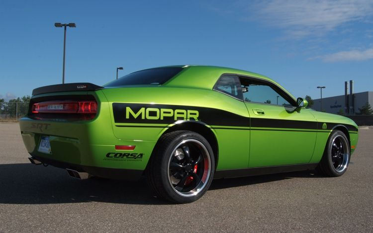 Dodge Challenger Blacktop And Challenger Targa