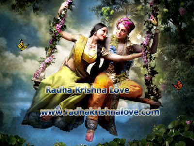 Radha Krishna Jhula Wallpapers