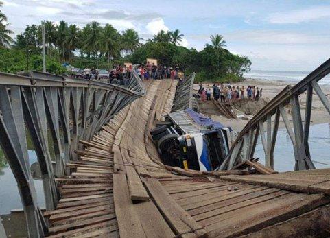 Jembatan Ambrol, Inilah yang Dilakukan Reuni 212 Agar Bisa ke Jakarta