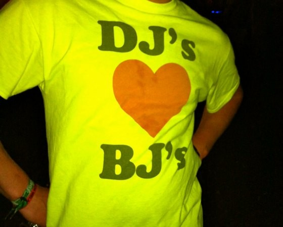 DJ loves BlowJob / DJ's heart BJ's.  PYGOD.com