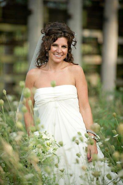 como elegir peinados de novia