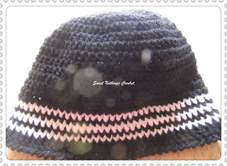free crochet headwear for men, unisex crochet headwear, crochet men beanie