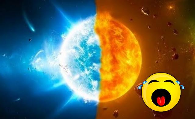 لن تصدق ماذا سيحدث لو سكبت دلو من ماء على الشمس ؟ تعرف عليها لأن