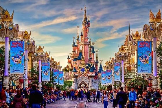 Η Ντίσνεϋλαντ στο Παρίσι - Disneyland Paris - Παρίσι » Ταξιδιωτικός οδηγός - Πληροφορίες & Αξιοθέατα