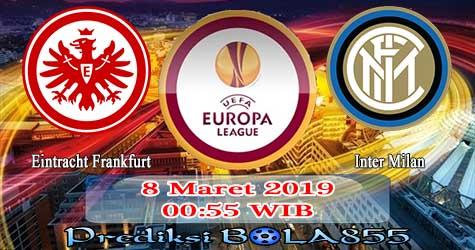 Prediksi Bola855 Eintracht Frankfurt vs Inter Milan 8 Maret 2019