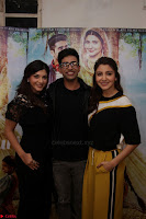 Anushka Sharma with Suraj Sharma and Mehrene Kaur Pirzada at Interview For movie Phillauri 3.JPG