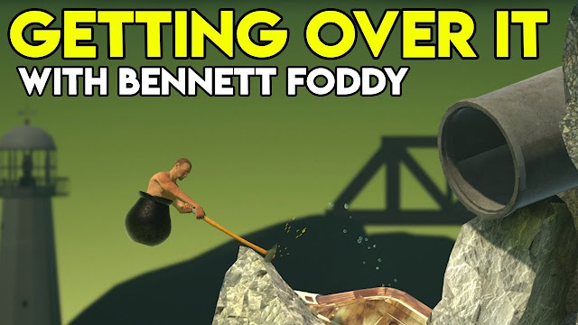 link download game Getting Over It with Bennett Foddy