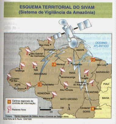 Sistema de Vigilância da Amazônia (Sivam)
