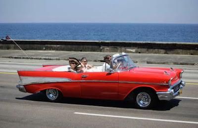 Τα κλασικά αυτοκίνητα της Κούβας