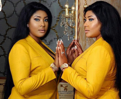 Any Lady That Disrespects Her Husband/Father of Her Child Does Not Know God - Nollywood Actress