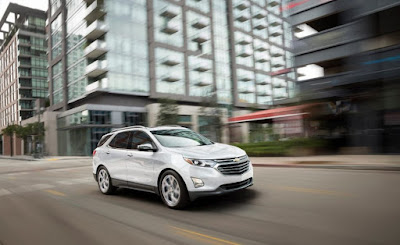 Chevy Equinox Diesel Offers Industry-Leading 39 MPG