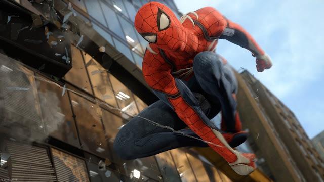 El nuevo Spider-man de PS4 no dará señales de vida hasta 2017