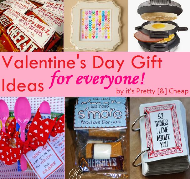 Pretty Cheap Valentine S Day Gift Ideas