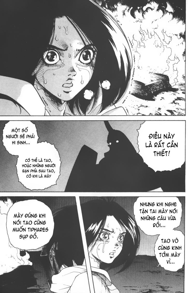 Battle Angel Alita chapter 39 trang 32